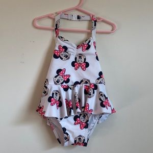 Disney for Old Navy Girls 3T bathing suit